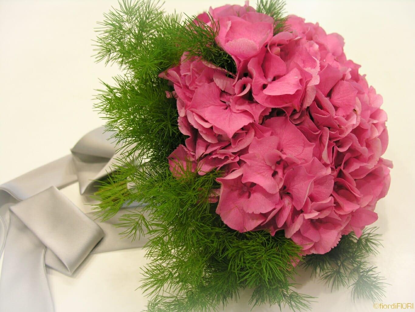 bouquet hydrangea