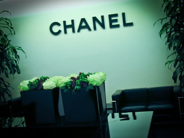 Cliente Chanel