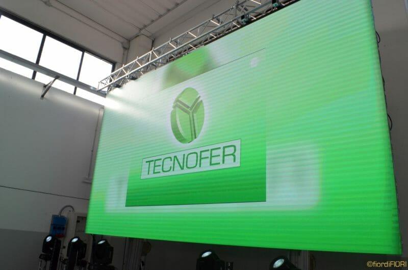 """Organizazzione completa dell'evento aziendale """"Tecnofer 40 anni"""""""