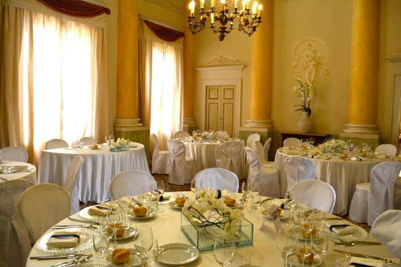 Matrimonio in villa d'epoca