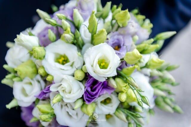 Bouquet matrimonio Lidia e Sandro