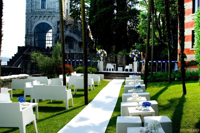 Cerimonia civile con vista Lago di Garda