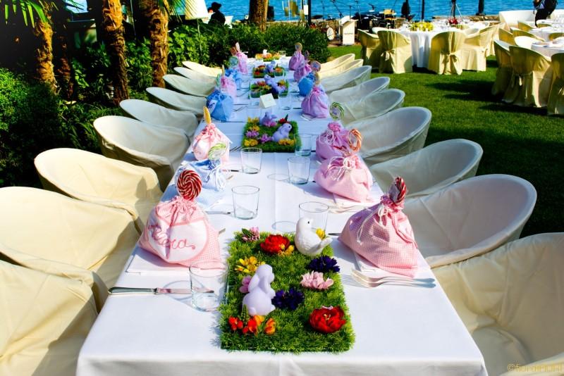 Tavolo dei bimbi
